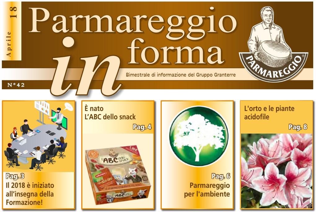 PARMAREGGIO INFORMA - Aprile 2018