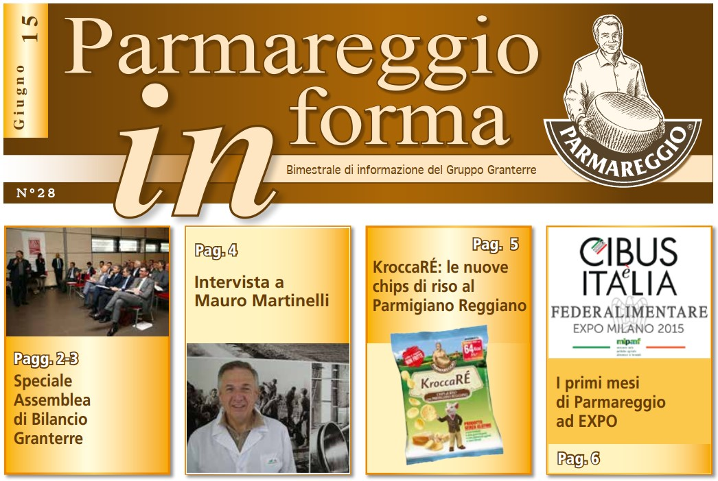 PARMAREGGIO INFORMA - Giugno 2015