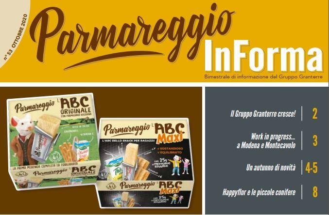 PARMAREGGIO INFORMA - Ottobre 2020