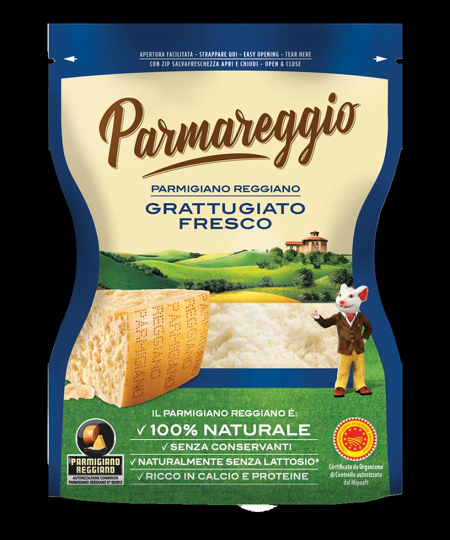 PARMIGIANO REGGIANO GRATTUGIATO FRESCO